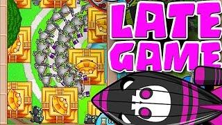 Bloons TD Battles  ::  EPIC LATE GAME! MEGA BOOST SUPER MONKEYS!