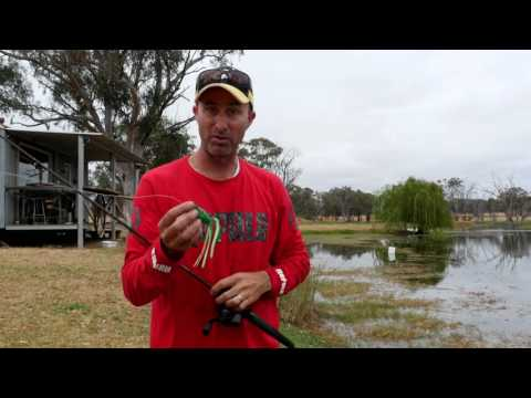 Storm SX Soft Bloop Frog Murray Cod