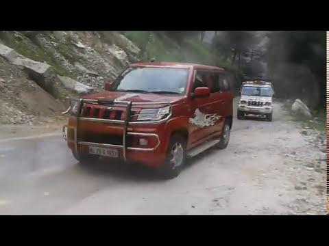 Road trip from Manali - Leh - Srinagar