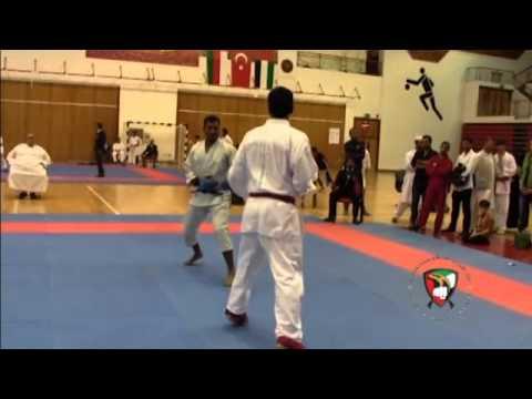 UAE Open Karate Championship 2014 in Dubai