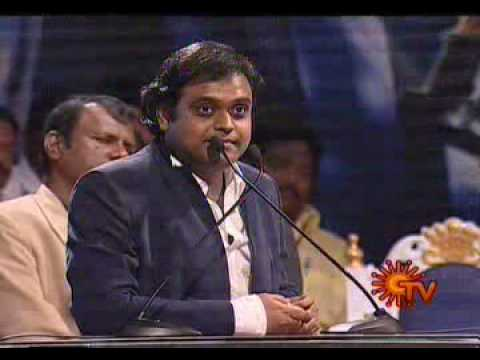 harrish jayaraj speaks aboutA R Rahman @ ARR honored by cine musicians union