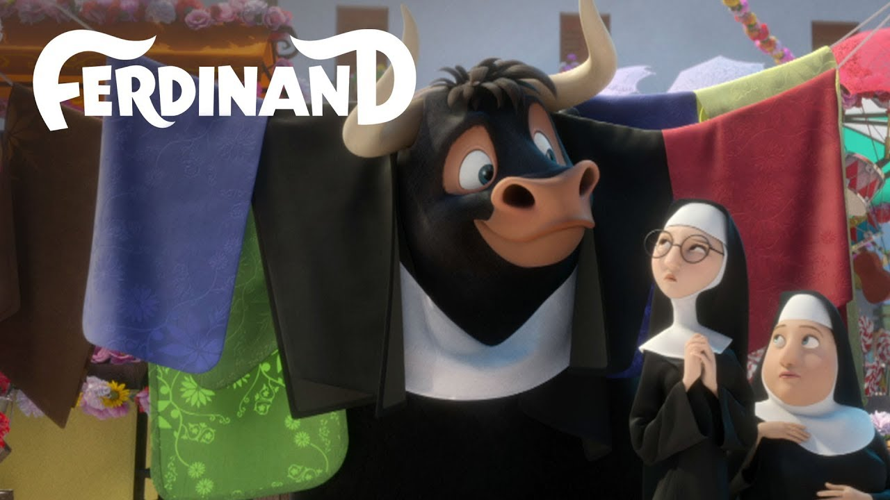Download Ferdinand | Extended Preview | Fox Family Entertainment
