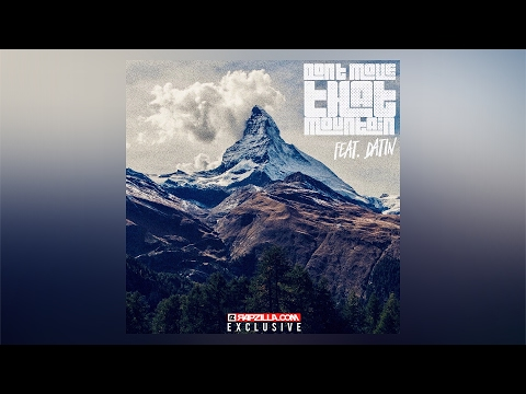 Jered Sanders - Don't Move That Mountain ft. Datin