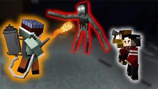 ДОЛГАЯ ТЬМА - Minecraft Сериал - 7 Серия | ЖИВОЙ ЧЕЛОВЕК?