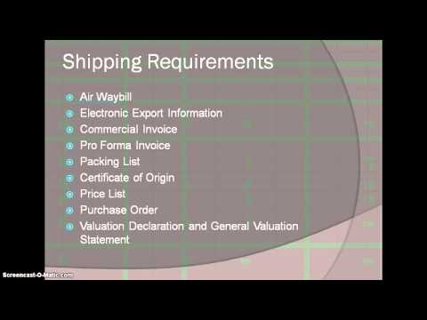 United Kingdom Shipping and Payment Methods