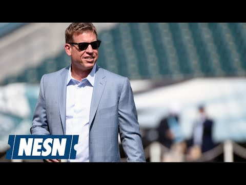 Troy Aikman Speaks Out About Skip Bayless