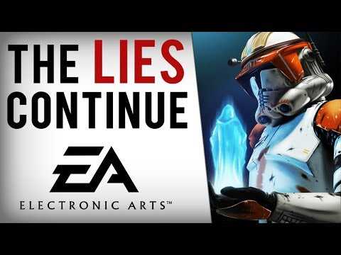 People Claim EA Did NOTHING Wrong & Battlefront 2 Mess Caused By