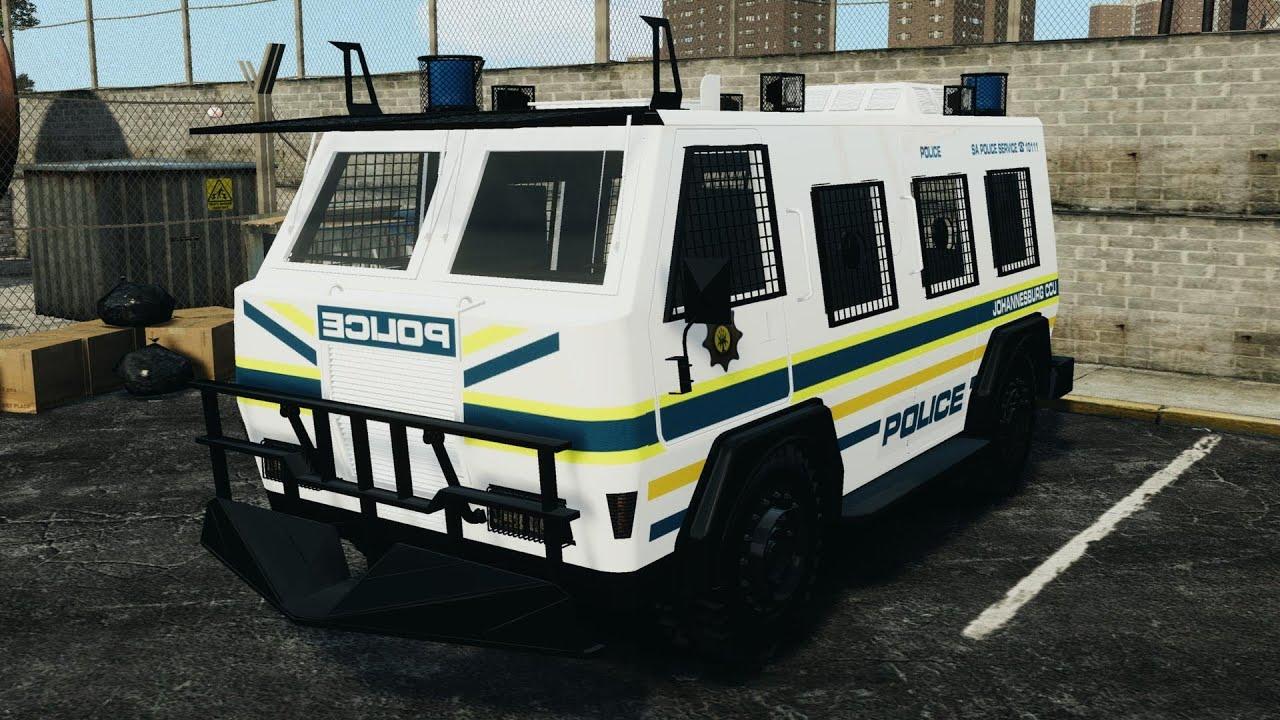 Car Dash Wallpaper Rg 12 Nyala South African Police Service For Gta 4 Youtube
