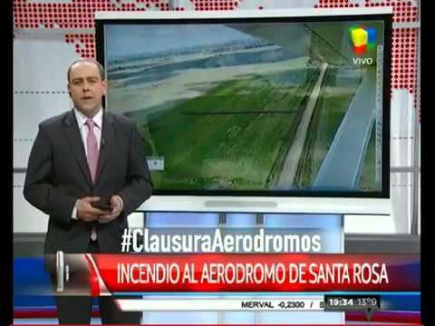 #Con los Aerodromos No - AMERICA Noticias (2da Edición)