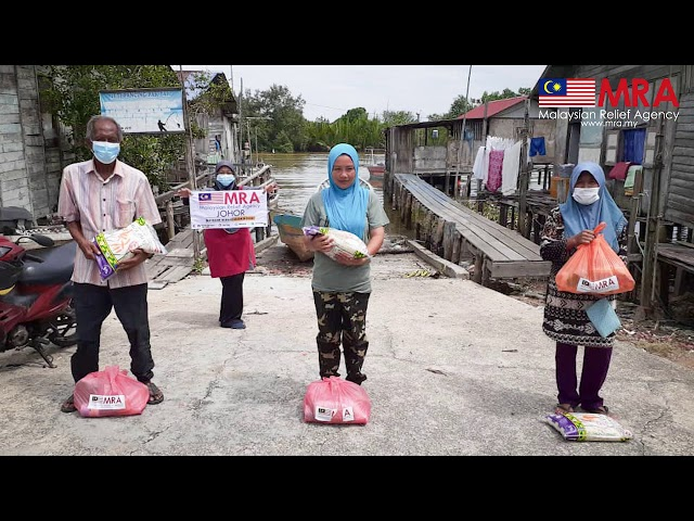 KERJASAMA MRA BERSAMA CELCOM MALAYSIA DAN KUATAGH 91 - MENYANTUNI KOMUNITI NELAYAN PANTAI