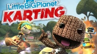 NEW  PS3 demos !!! - Little Big Planet Karting