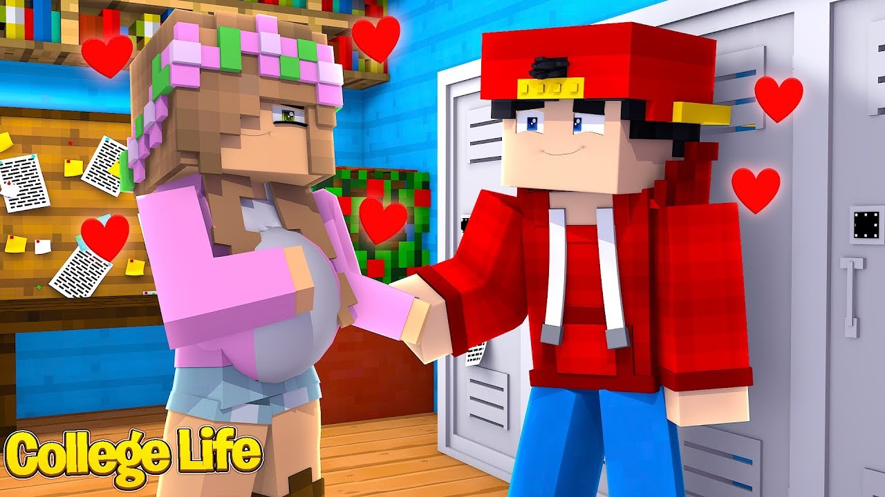 little-kelly-and-ropo-are-having-a-baby-minecraft-college-life
