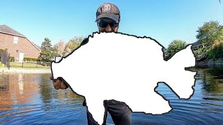 FISHING for the BIGGEST PANFISH EVER!! (biggest on YouTube?)