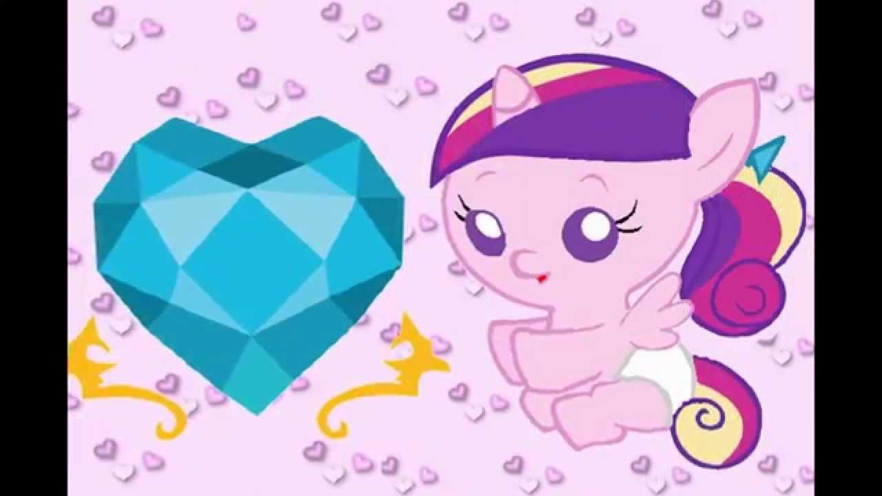 1 Parte My Little Pony Los ponis de Bebes y de Grandes  YouTube