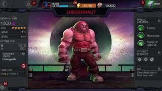 Champion Evolution | Marvel Contest of Champions