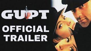 Gupt: The Hidden Truth   OFFICIAL TRAILER   (Eng Sub) Bobby Deol, Kajol, Manisha Koirala Thumb