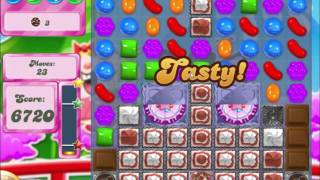 Candy Crush Saga Level 379 No Booster