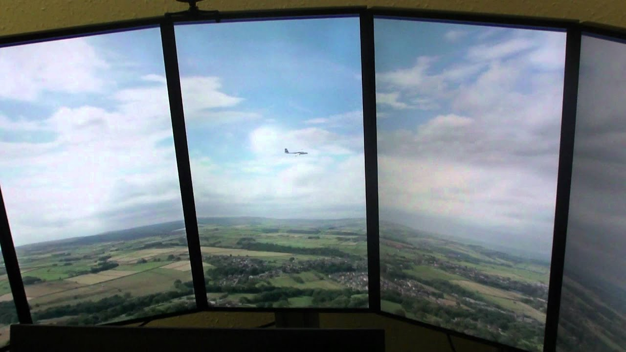 Will DCS World support 11,520 x 1080 resolution? - ED Forums