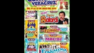 Feria De Coatzintla Veracruz 2014