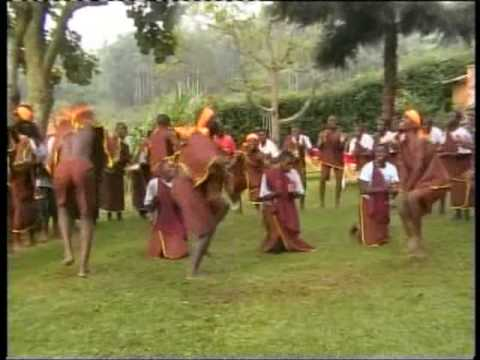 Bakiga-Dance in Uganda