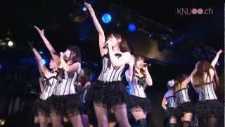 『今日の笑顔は明日の笑顔』 / KNU LIVE @ 2012.4.21 吉祥寺クラブシー...