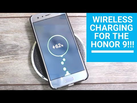 best service 48af9 88c6d Wireless Charging for the Honor 9!!!