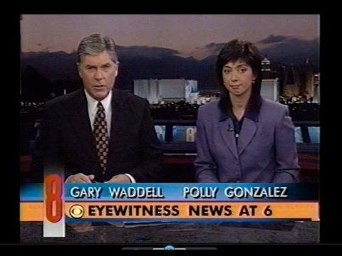 Polly Gonzalez & Gary Waddell, Jan. 24, 2002, KLAS Eyewitness