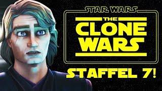 Star Wars The Clone Wars Offizieller Trailer! - Clone Wars kommt zurück!