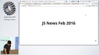 JavaScript News - talk.js