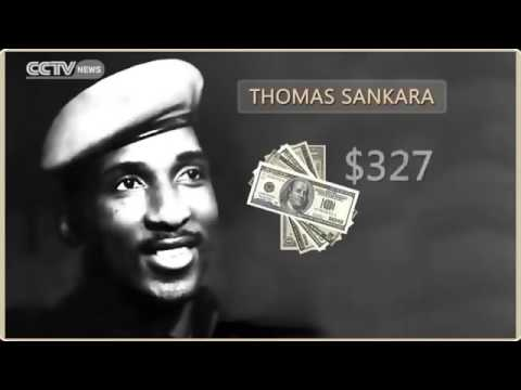The Life of Thomas Sankara   The Jewel of Burkina Faso