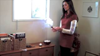 How to Do Space Clearing with Palo Santo