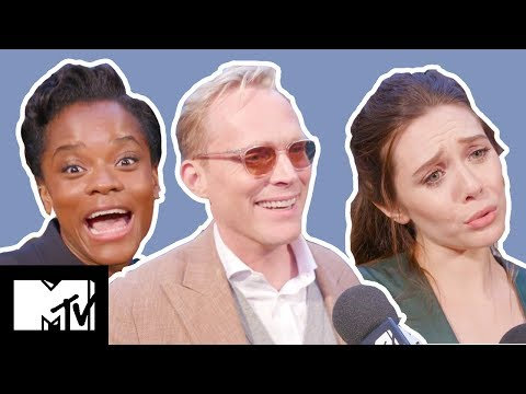 How Well Do The AVENGERS: INFINITY WAR Cast Know Each Other? | MTV Movies