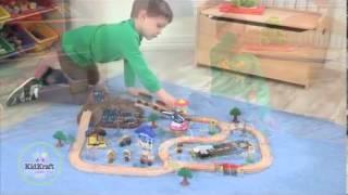 Kidkraft 17826 speelgoedtrein - Sprookjessalon