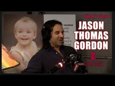 Live in-studio with Jason Thomas Gordon on Jonesy's Jukebox