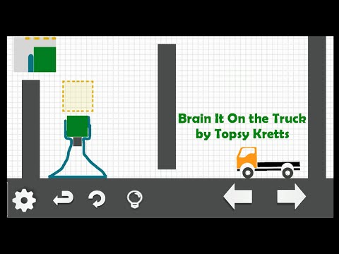 Brain It On the Truck level 31