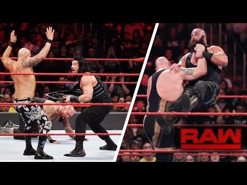 WWE Monday Night RAW 2 20 2017 Highlights...