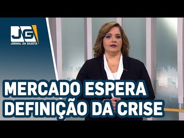 Denise Campos de Toledo / Mercado espera definição para a crise política