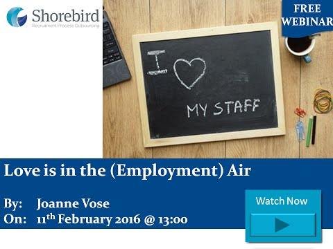 Love is in the Employment Air