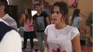 Violetta 2 Diego avvisa Vilu che c'e una festa a casa sua