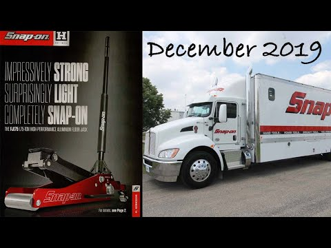 December 2019 Snap On Hot Tools