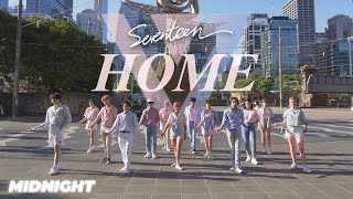[KPOP IN PUBLIC CHALLENGE] Home - SEVENTEEN (세븐틴) Cover By M…