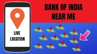 Bank Of India Near Me | Banks near me