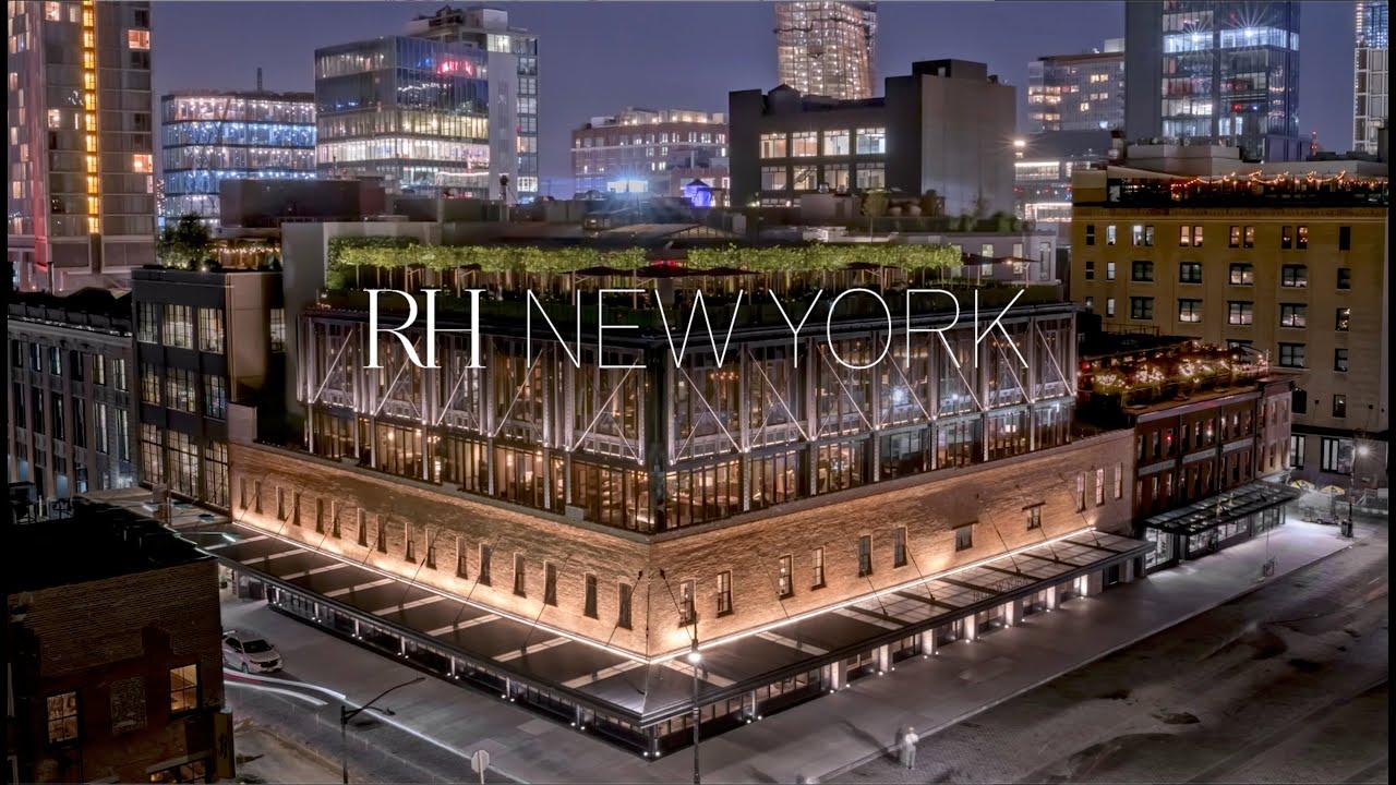 Rh New York Youtube