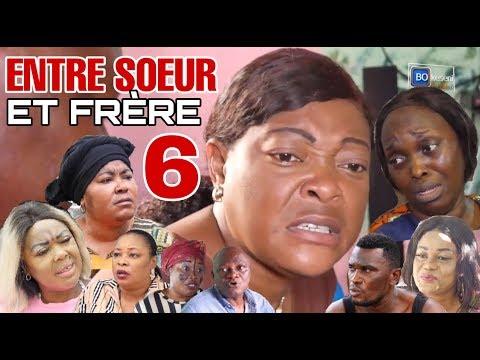 ENTRE SOEUR ET FRÈRE Ep6  Théâtre Congolais  Sila Bisalu Ebakata Gabrielle Pala Guecho Moseka