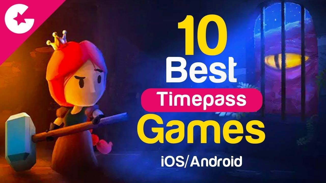 Top 10 Best Free Games for Time Pass – Android/iOS (August 2017)