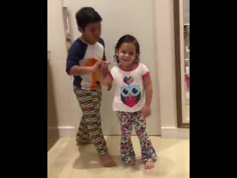 Filhos de Wesley Safadão dançam nova música do pai com Ivete Sangalo