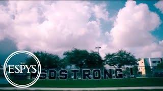Stoneman Douglas coaches posthumously awarded Coach of the Year Award | 2018 ESPYS | ESPN