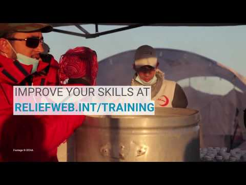 ReliefWeb: Your Gateway to Humanitarian Training