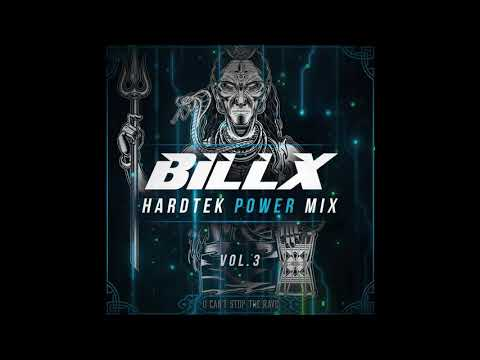Billx - Hardtek Power Mix Vol. 3