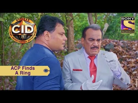 Your Favorite Character | ACP Pradyuman & Daya Find A Mysterious Ring | CID